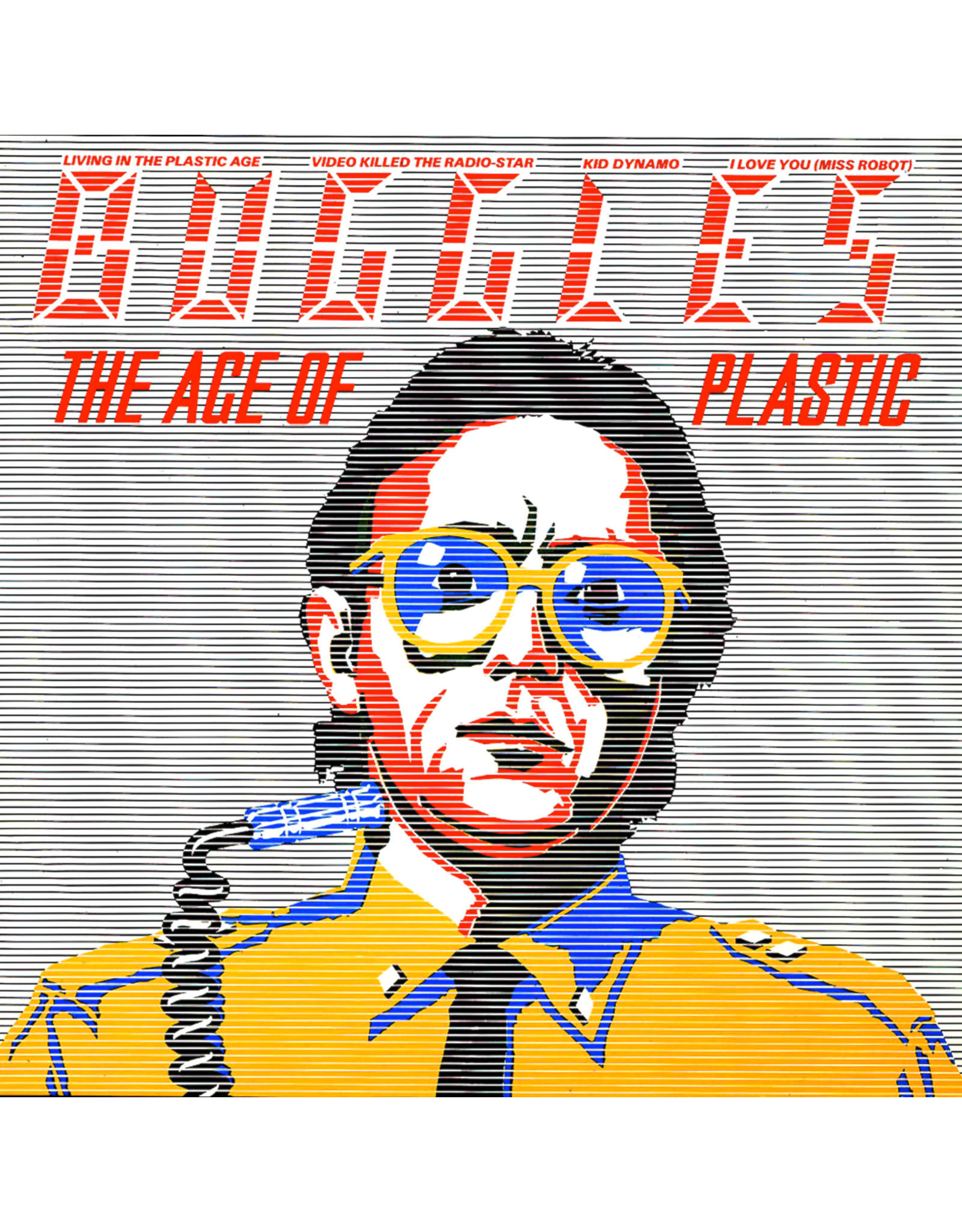 Buggles - Age of Plastic
