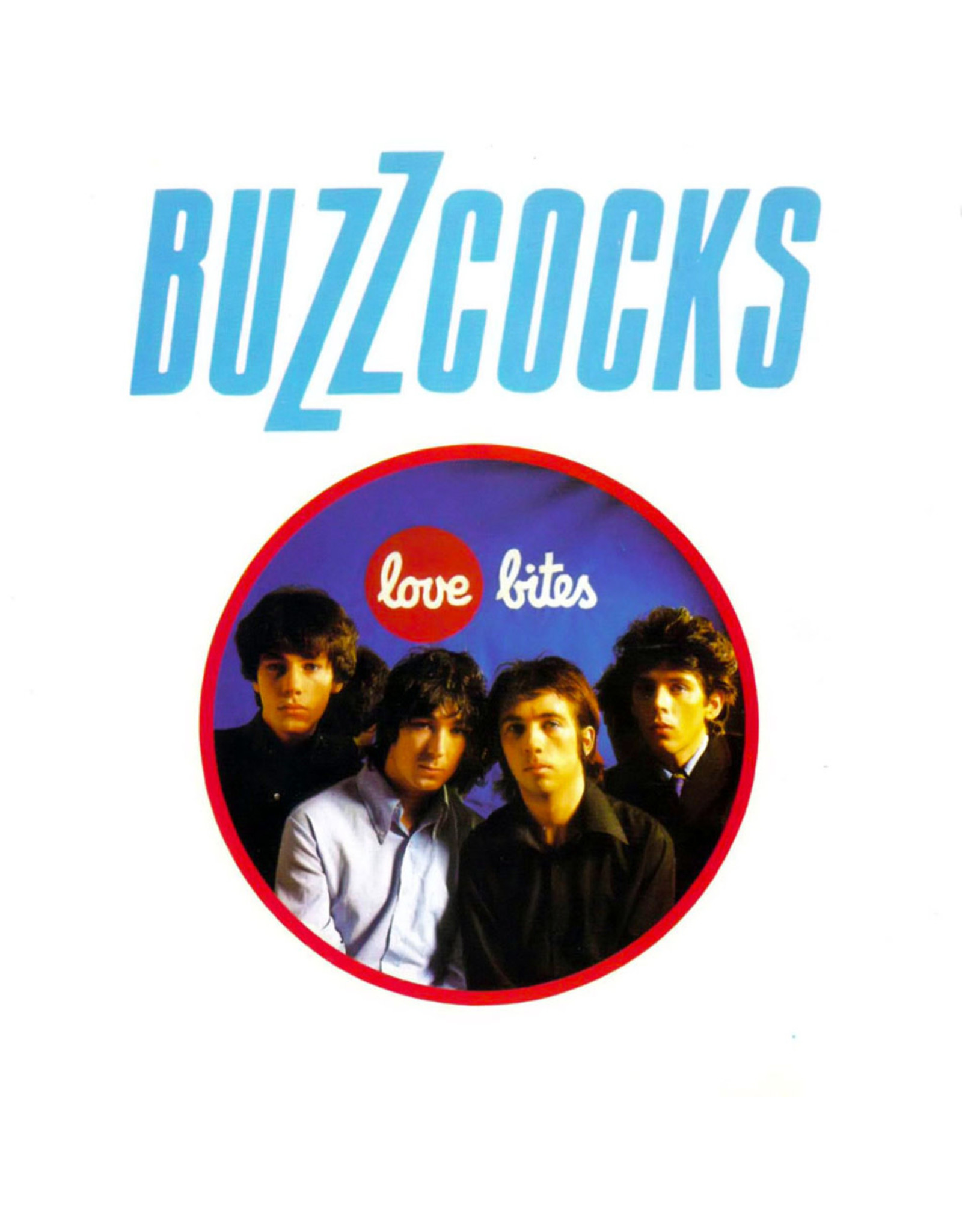 Buzzcocks - Love Bites (Deluxe White Vinyl)