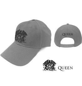 Queen / Crest Logo Baseball Cap