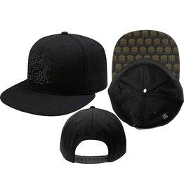 Queen / Crest Logo Snapback Cap