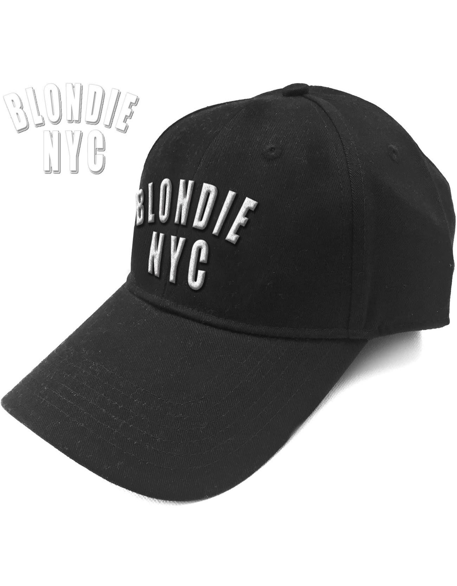 Blondie / NYC Baseball Cap