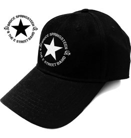 Bruce Springsteen / Star Logo Baseball Cap