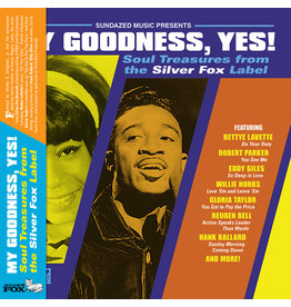My Goodness, Yes! (Silver Fox Soul Treasures) [Gold Vinyl]