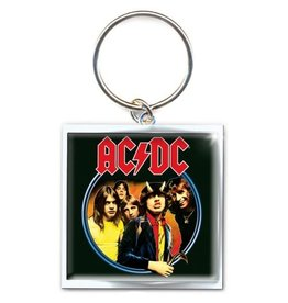 AC/DC / Highway To Hell Keychain