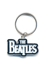 The Beatles / Drop T Logo Keychain