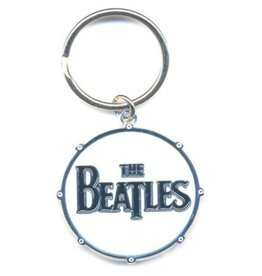 The Beatles / Drum Logo Keychain