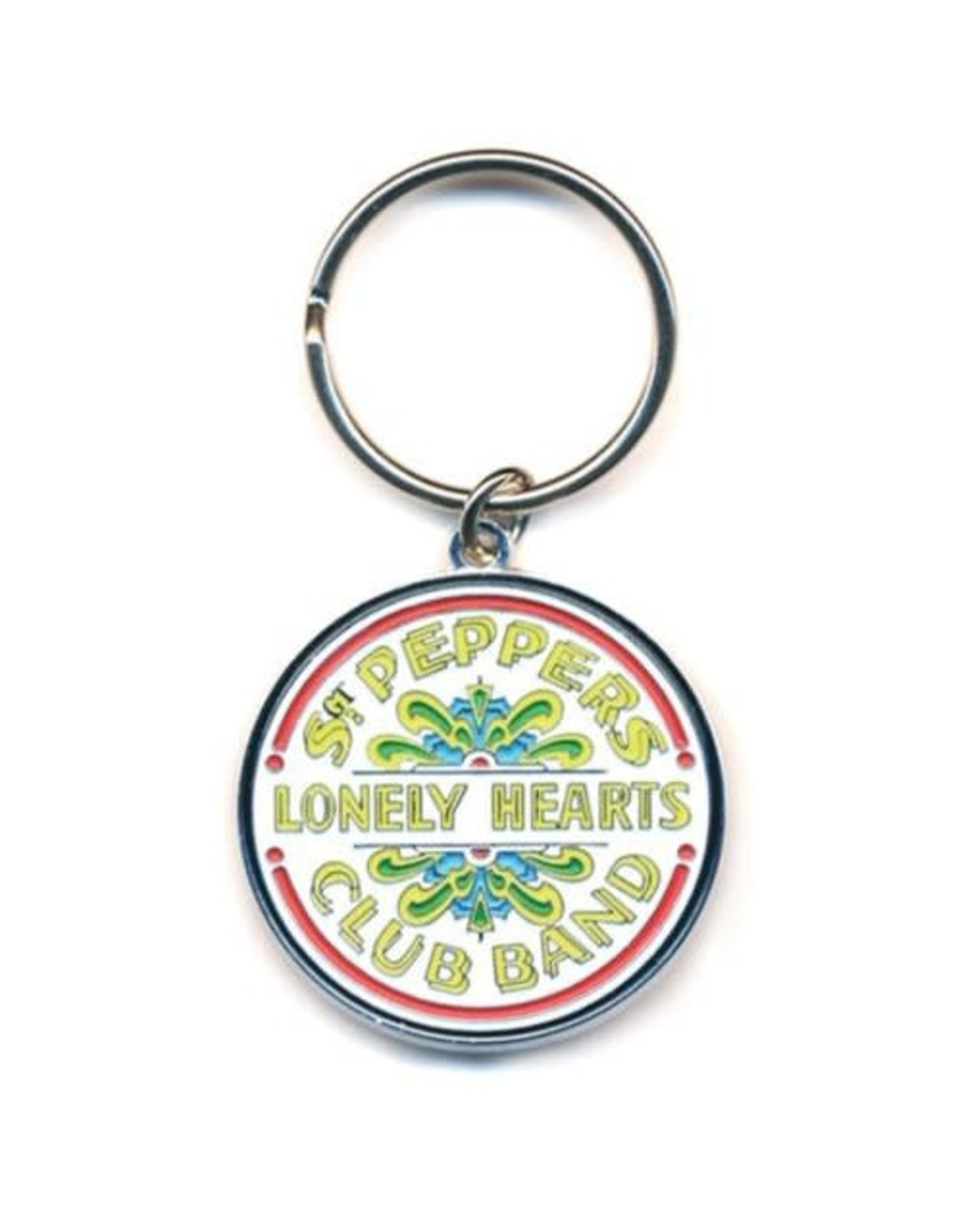 The Beatles / Sgt. Pepper's Lonely Hearts Club Keychain
