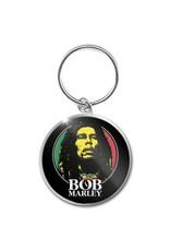 Bob Marley / Portrait Keychain