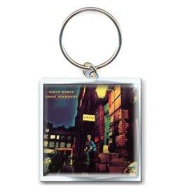 David Bowie / Ziggy Stardust Keychain