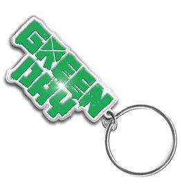 Green Day / Classic Logo Keychain