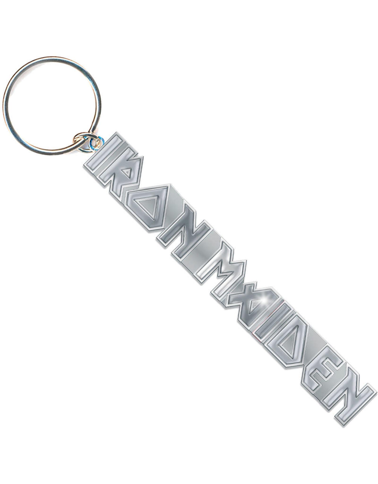 Iron Maiden / Classic Logo Keychain