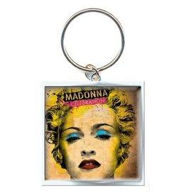 Madonna / Celebration Keychain