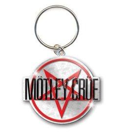 Mötley Crüe / Classic Logo Keychain