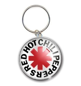 Red Hot Chili Peppers / Asterisk Keychain
