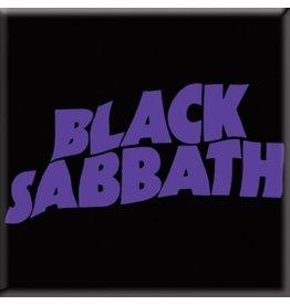 Black Sabbath / Classic Logo Magnet