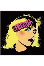 Blondie / Warhol Pop Art Magnet