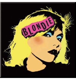 Blondie / Warhol Pop Art Magnet