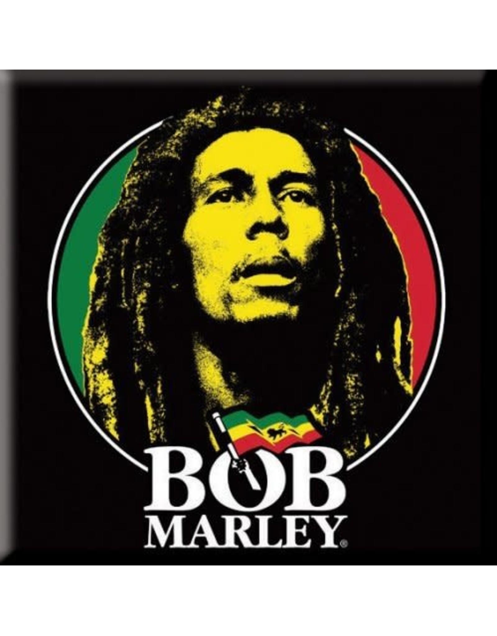 Bob Marley / Portrait Magnet