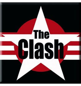 The Clash / Classic Logo Magnet