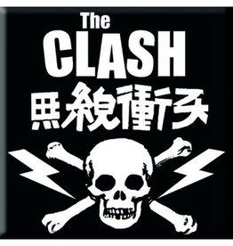 The Clash / Japan Magnet