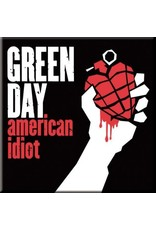 Green Day / American Idiot Magnet