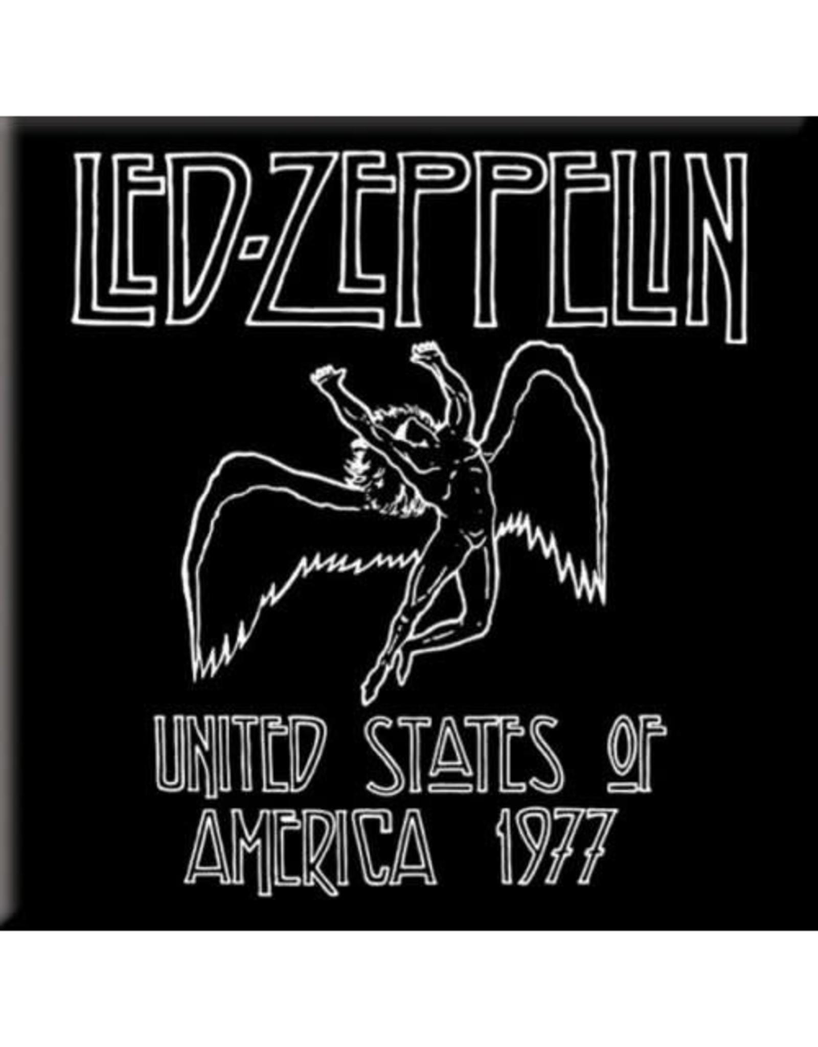Led Zeppelin / Classic Tour Magnet