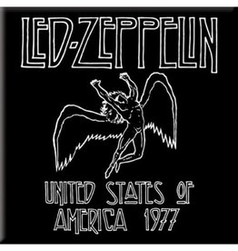 Led Zeppelin / Classic Tour Magnet