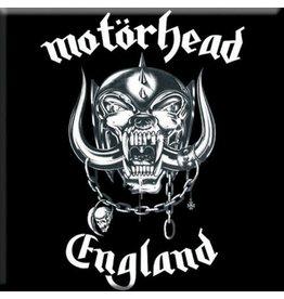 Motörhead / Warpig England Magnet
