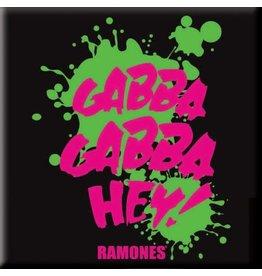 Ramones / Gabba Gabba Hey! Magnet
