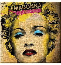 Madonna / Celebration Magnet