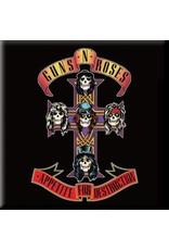 Guns N' Roses / Appetite For Destruction Magnet
