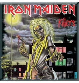 Iron Maiden / Killers Magnet