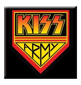 KISS / KISS Army Magnet