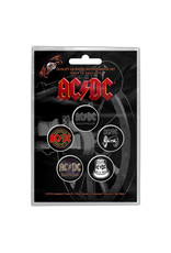 AC/DC / Classic Albums Button Pack