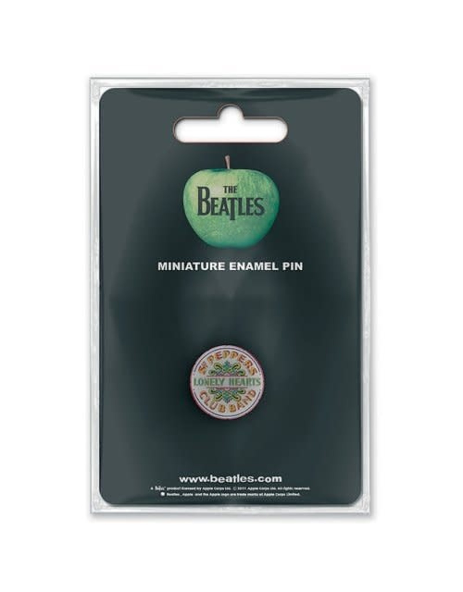 Beatles / Sgt. Pepper's Lonely Hearts Club Mini Pin