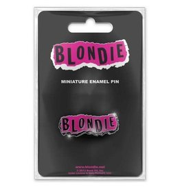 Blondie / Classic Logo Mini Pin