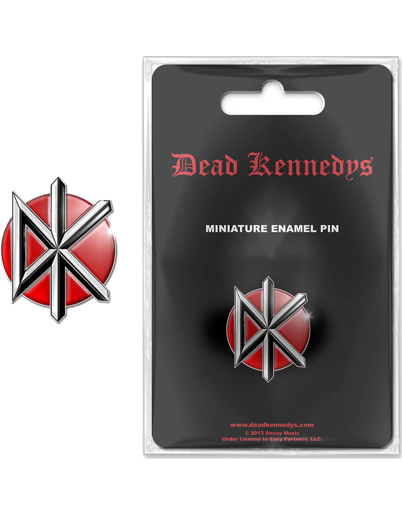 Dead Kennedys / DK Classic Logo Mini Pin