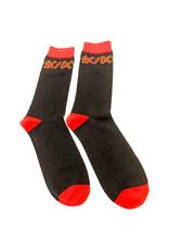 AC/DC / Classic Logo Socks