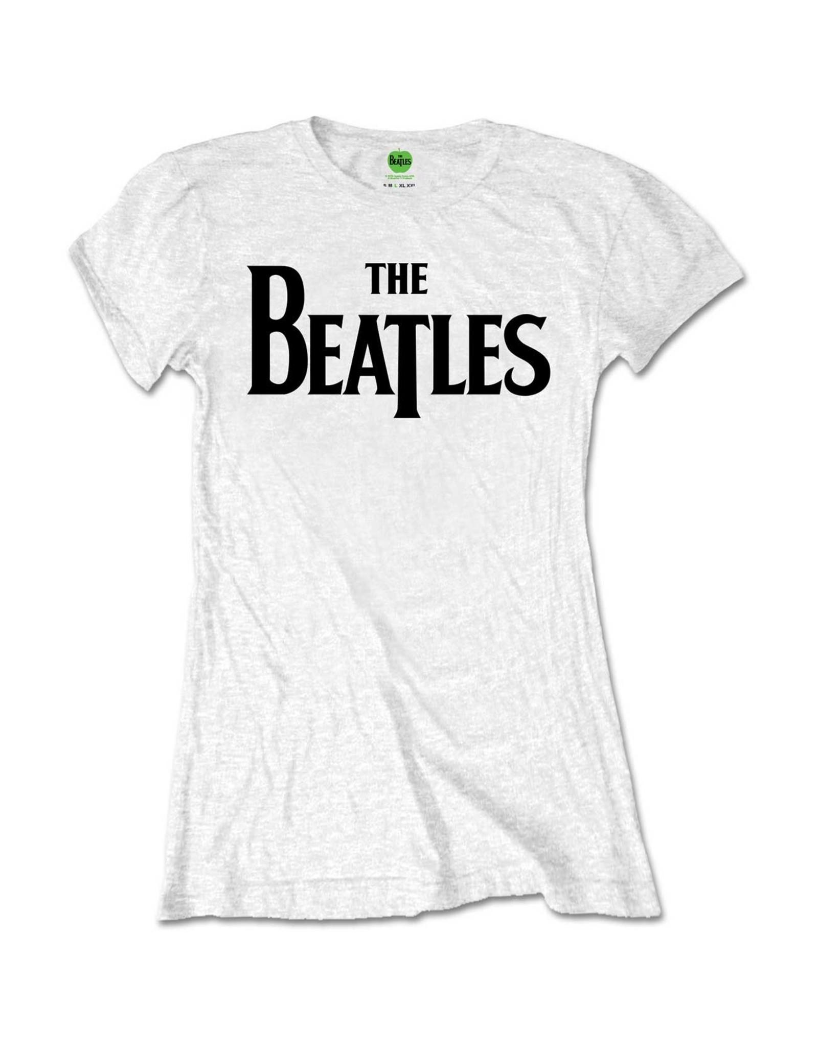 The Beatles / Drop T Logo Women's Premium Tee