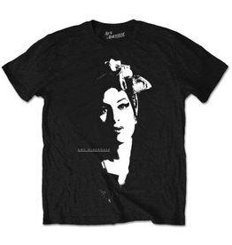Amy Winehouse / Scarf Portrait Tee