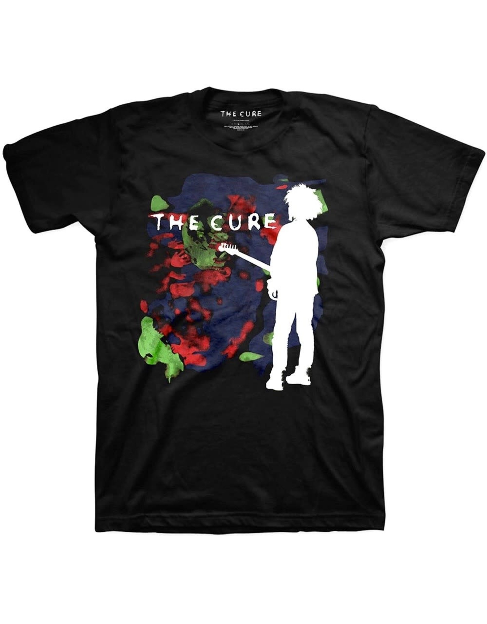 The Cure / Boys Don't Cry Tee