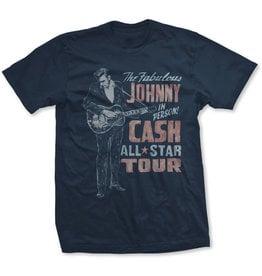 Johnny Cash / All Star Tour Tee