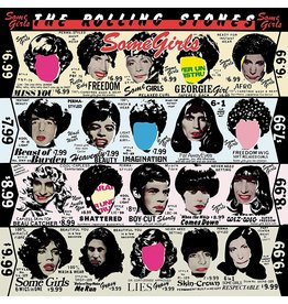Rolling Stones - Some Girls (Half Speed Master)