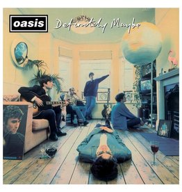 Oasis - Definitely Maybe (25th Anniversary) [Silver Vinyl]