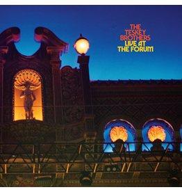 Teskey Brothers - Live At The Forum (Blue Vinyl)
