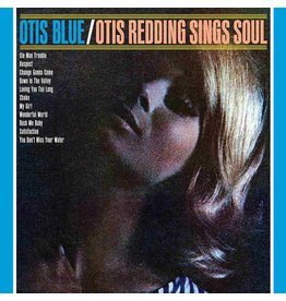 Otis Redding - Otis Blue / Sings Soul (Blue Vinyl)