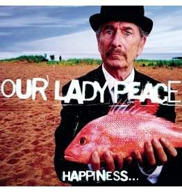 Our Lady Peace - Happiness Is Not A Fish You Can Catch (Smoke Vinyl)