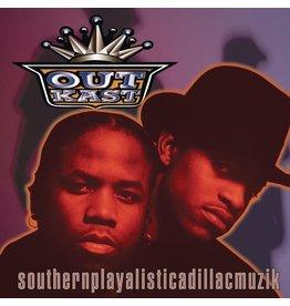OutKast - Southernplayalisticadillacmuzik