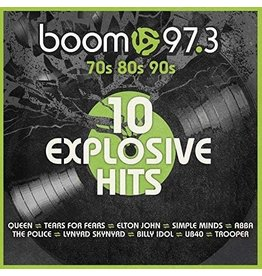 Various - Boom 97.3 (70s & 80s Hit Mix)