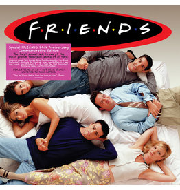 Various - Friends (Music From The Television Series) [25th Anniversary Pink Vinyl]